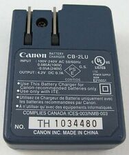 Canon Battery Charger CB 2LU AS IS