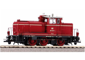 Piko 55907 Diesellok BR 260 mit Sound und Digital-Kuppl. - AC