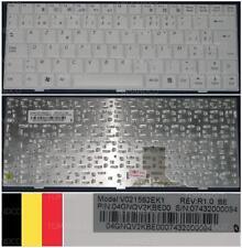 Clavier Azerty Belge PB Easy Note BG45 BG46 V021562EK1 04GNQV2KBE00 Blanc