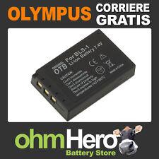 BLS-1 Batteria Alta Qualità SOSTITUISCE Olympus BLS1, BLS-1, PSBLS1, PS-BLS1