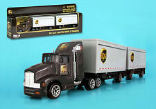 Ups maqueta de coche camión con remolque camiones 1:87 nuevo rt4345 DIECAST