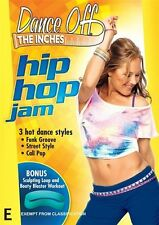 Dance Off The Inches - Hip Hop Jam (DVD, 2014)