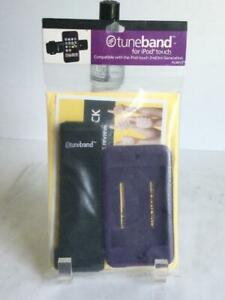 IPOD TOUCH PURPLE 2nd 3rd generation ARMBAND WORKOUT skin screen protector