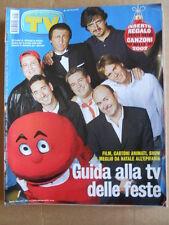 TV Sorrisi e Canzoni n°53 2002 Striscia La notizia Carlo Verdone   [D54]