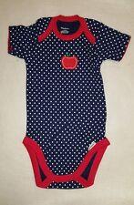 Baby Girl Gerber Short Sleeve Polka Dot Onsie
