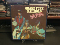 Grand Funk Railroad Reel to Reel Tape - On Time - 4 Track 3 3/4 IPS Capitol