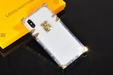 Clear Crystal Transparent TPU Silicone Rubber Case Cover For iPhone X 6 7 8 Plus