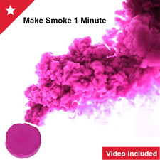 Color Smoke Bomb Magic Effect Halloween pumpkin Cake Photography Party Wedding