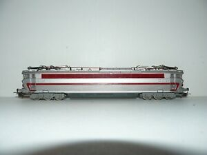 train électrique ho SNCF LIMA  locomotive CC 40101 TEE