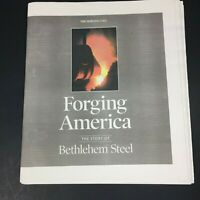 The Story of Bethlehem Steel Morning Call Allentown PA Newspaper Special 117page