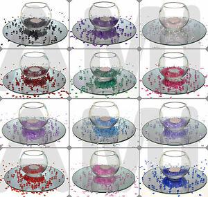 7mm Acrylic Scatter Crystal Table Gems Diamond Confetti Wedding Decor 1000pc