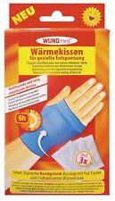 Bandage Handgelenk mit Wärmekissen
