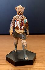 Doctor Dr Who EAGLEMOSS No. 109 Cheetah Person from 'Survival' (+ magazine)