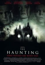 THE HAUNTING MOVIE POSTER 2 Sided ORIGINAL FINAL 27x40 LIAM NEESON