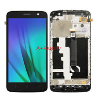"""LCD Digitizer Screen Touch+Frame FOR 5.5"""" AT&T ZTE Blade Spark Z971 AT&T US OK"""
