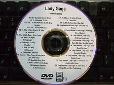 LADY GAGA THE COMPLETE MUSIC VIDEO DVD COLLECTION TONY BENNETT DO WHAT U WANT