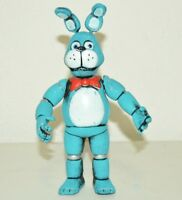 TOY FIGURE MEXICAN FIVE NIGHTS AT FREDDY 'ANIMATRONICS BONNY BLUE 7 INCHES