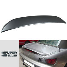 Painted Chicane Silver Color #NH745M Honda S2000 OE Trunk Spoiler