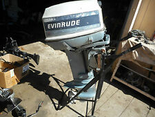 JOHNSON/EVINRUDE OUTBOARD 25HP  SHORT SHAFT WRECKING ,ALL PARTS AVAILABLE