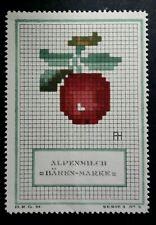 Cinderella Poster Stamp Reklamemarke-Alpenmilch Baerenmarke, Series 3 #5-202028