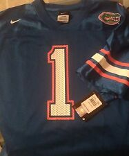 Nike Florida Gators Jersey. Youth L (16/18) New with tags. #1      (B44)