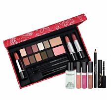 Elizabeth Arden Color Palette Make up Set, lipsticks, 3 pieces BRUSH set - NIB