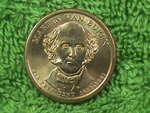 UNITED STATES 1 Dollar 2008 P UNC VAN BUREN `