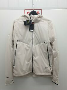 Nike Shield Thermore Insulated Hooded Men's Running Jacket Size Medium