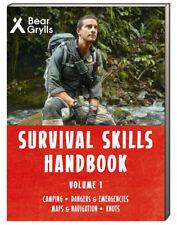 Survival Skills Handbook Volume 1 by Bear Grylls (Flexcover)