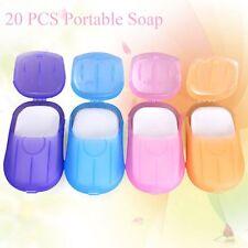 Equipment Soap Paper Sterilization Soap Travel Portable Soap Flakes Rich Foam
