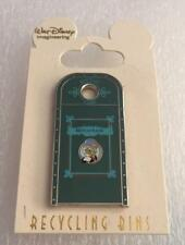 Disney WDI Jiminy Cricket Haunted Mansion New Orleans Recycle Trash Bin LE Pin