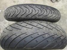 metzeler roadtec 01 120 / 180 tyres