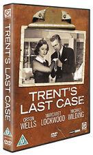 DVD:TRENTS LAST CASE  - NEW Region 2 UK
