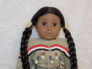 AG American Girl Doll Kaya Doll Original Clothes