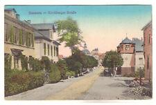 AK Simmern Kirchberger Strasse  (102)