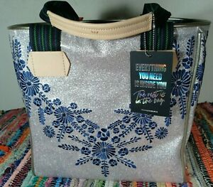 Violet Classic Tote by Consuela