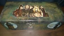 ONE-OF-A-KIND Custom Cedar Box ONCE UPON A TIME TV Series Tribute