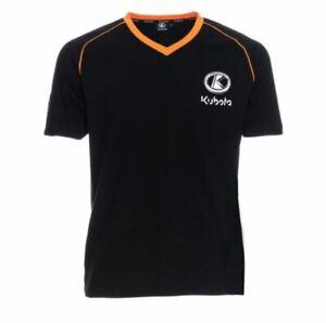 Kubota - Men's Short Sleeved V-Neck T-Shirt