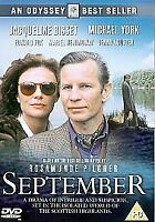 Rosemunde Pilcher : September [1996] - Jacqueline Bisset (DVD) (New & Sealed)