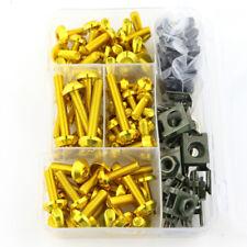 M5 M6 CNC Complete Fairing Bolt Screws Kit for GSX-R 600 / 750 K4 2004 2005
