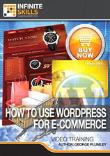 How To Use WordPress for E-Commerce Training Video