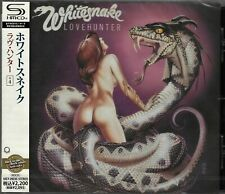 WHITESNAKE LOVEHUNTER RMST SHM CD+4 JAPAN 2011 - MINT With OBI - OUT OF PRINT!
