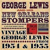 George Lewis - Vintage 1954-1955 (2012)