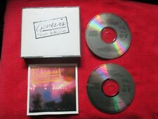 GENESIS THREE SIDES LIVE 13 TRACK 2 X CD IN FATBOX WITH BOOKLET