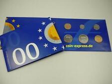 *** NIEDERLANDE GULDEN KMS 2000 BU Beatrix Holland Netherlands Coin Set vor Euro