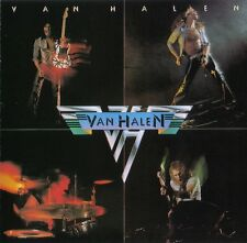 Van Halen Remastered - Van Halen CD Sealed ! New ! 2015 ! First Album