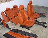 Sitze zimt e46 neu beziehen Sitze neu