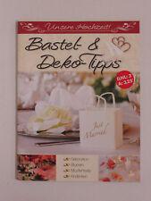 Bastel und Dekotips für die Hochzeit