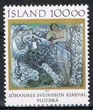 IJsland postfris 1985 MNH 641 - Johannes Sveinsson