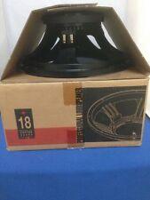 18 Sound 15W700 15″ Driver Loudspeaker NEW 700Watt